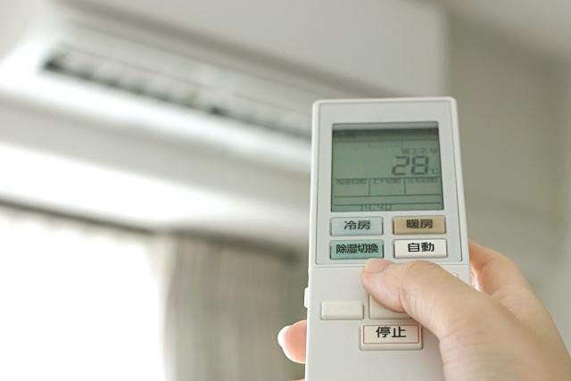 熱帯夜 安眠 エアコン温度