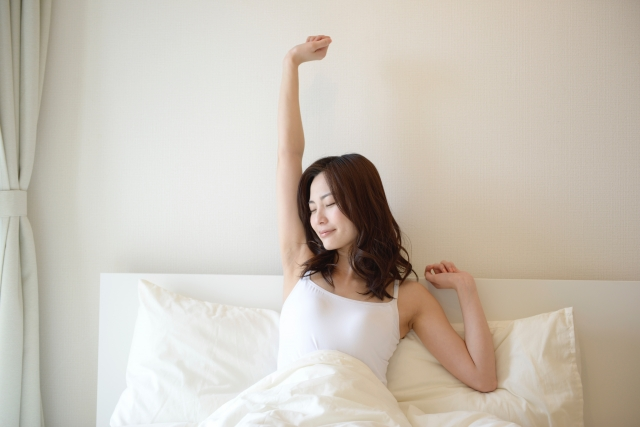 熱帯夜でも安眠できる方法