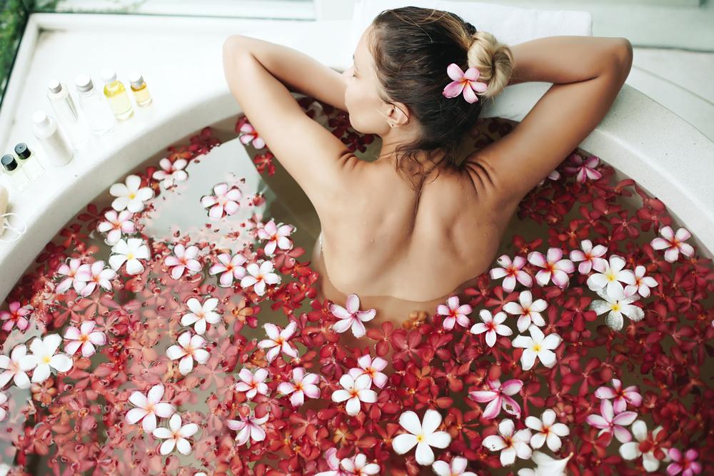 安眠できる入浴法