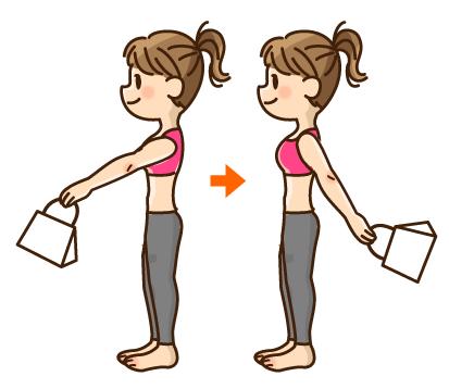 40代の女性でも無理なくできる筋トレ方法