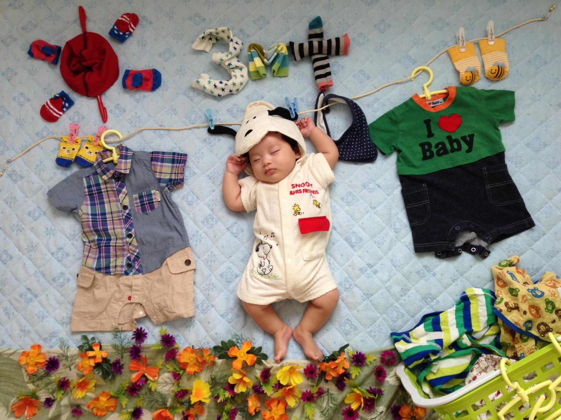 【育児】子どもの寝相が悪くて布団をかけるのも大変!原因や対策(1808文字)